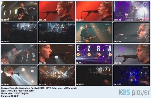 George Ezra - Montreux Jazz Festival