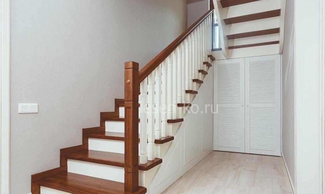 цена лестницы для дома на второй этаж
