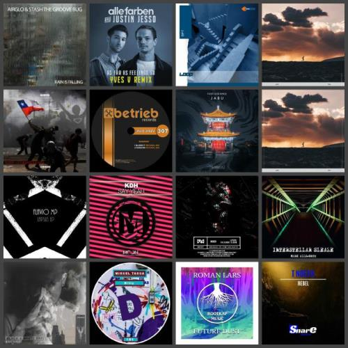 Beatport Music Releases Pack 1548 (2019)