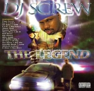 DJ Screw - The Legend (2001) Flac