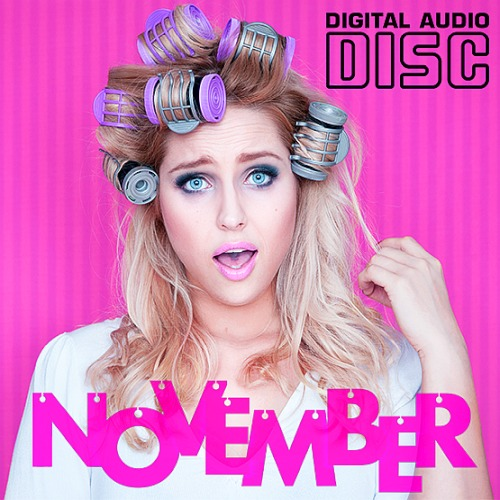 Digital Audio In November Control (2019)
