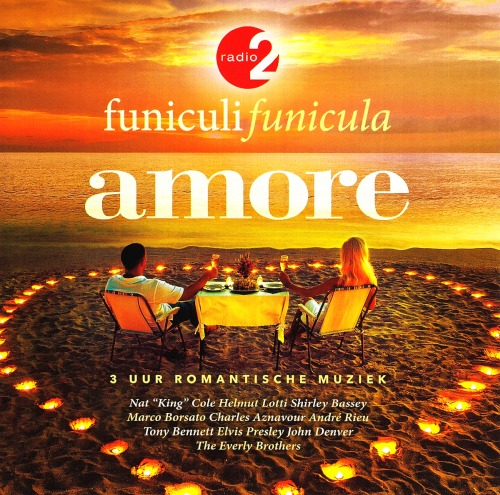 Funiculi Funicula Amore 3CD (2019)