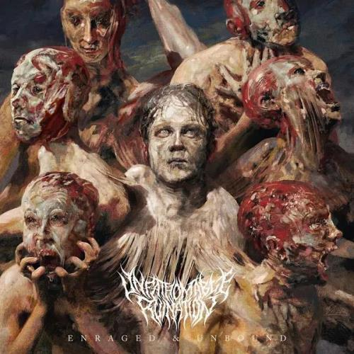 Unfathomable Ruination - Enraged And Unbound (2019)