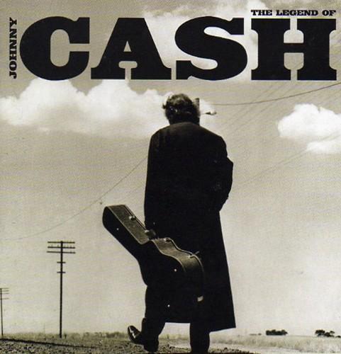 Johnny Cash - The Legend of Johnny Cash (2005) FLAC