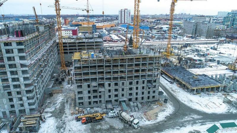 «Страна Девелопмент»: основные проекты российского застройщика