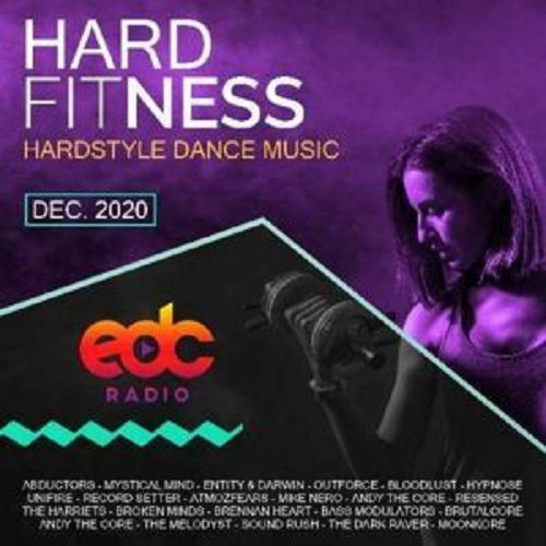 Hard Fitness Dance Music (2021)