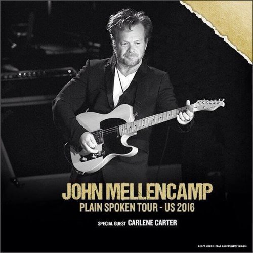 John Mellencamp - Plain Spoken Tour (2017)