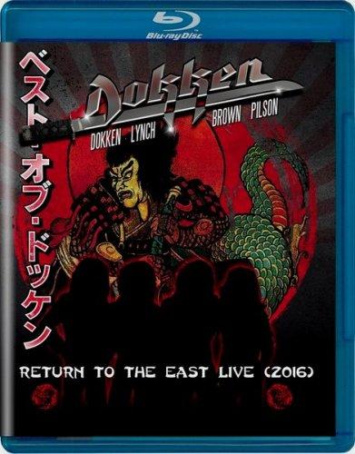 dok - Dokken - Return To The East Live (2016) [BDRip 1080p]