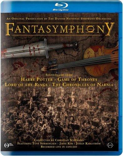 VA - Fantasymphony (2019) Blu-Ray