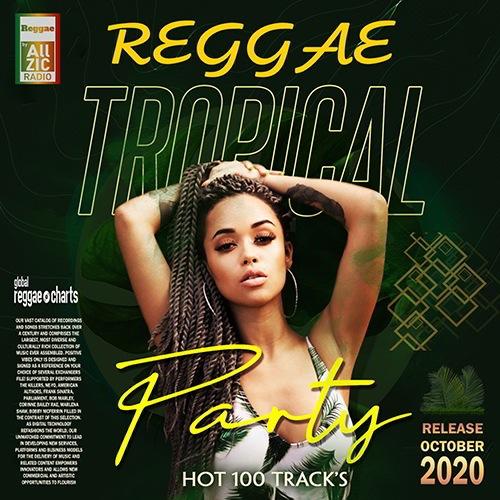 VA - Reggae Tropical Party (2020)
