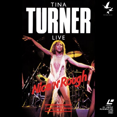 Tina Turner - Nice 'n' Rough