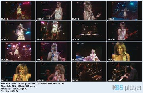 Tina Turner - Nice 'n' Rough