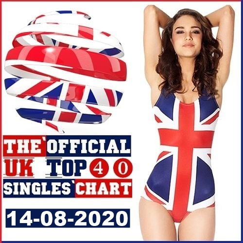The Official UK Top 40 Singles Chart 14 August (2020)