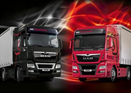 Преимущества грузовиков MAN