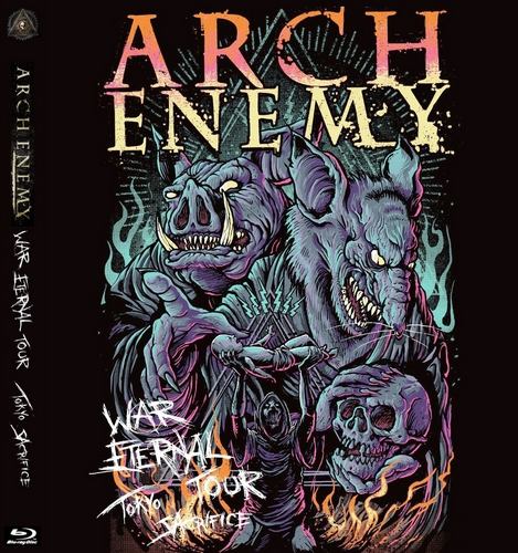 Arch Enemy - War Eternal Tour (2016)