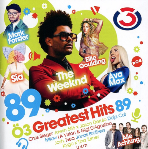 OE3 Greatest Hits Vol. 89 (2020)