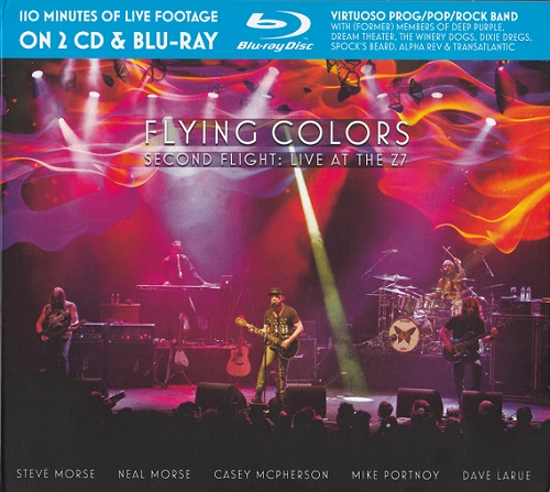 Flying Colors - Live At The Z7