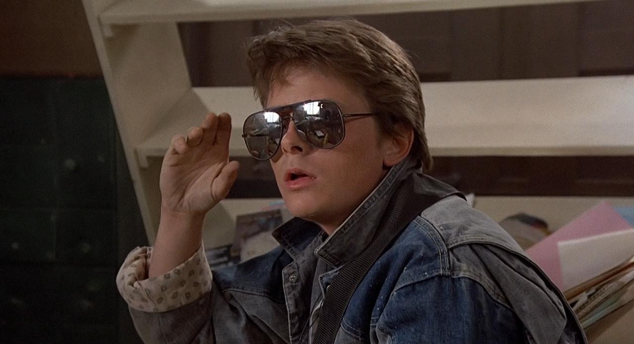 Назад в Будущее. Трилогия / Back to the Future. Trilogy (1985–1990) BDRip-720р