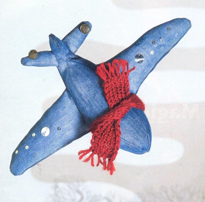 Самолеты игрушки своими руками
