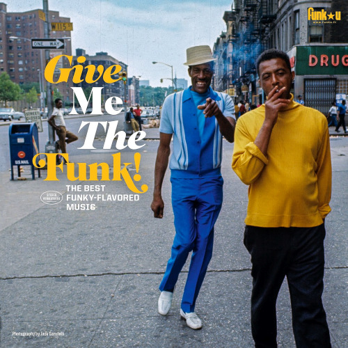 Give Me The Funk! (The Best Funky-Flavored Music)