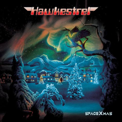 Hawkestrel - Spacexmas (2020)