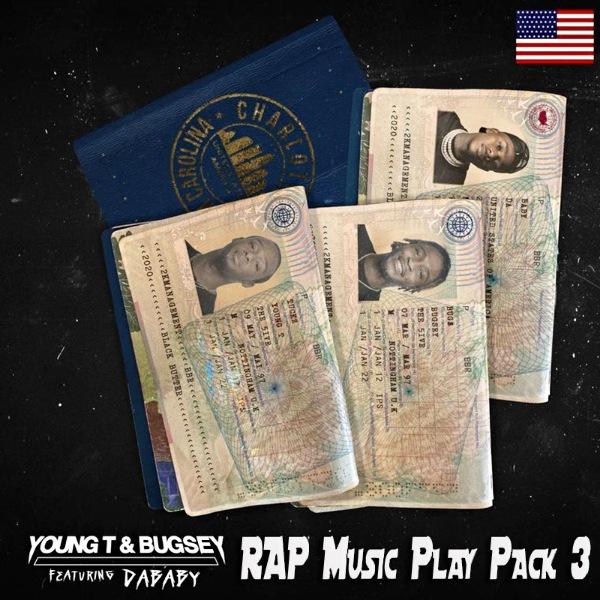 VA - RAP Music Play Pack 3 (2020)