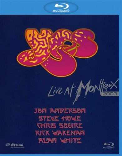 Yes - Live At Montreux 2003 (2008) BDRip 720p