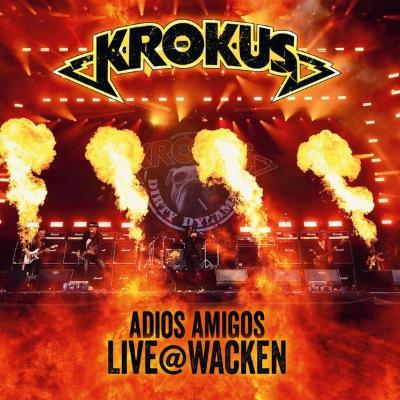 Krokus - Adios Amigos Live @ Wacken (2021)