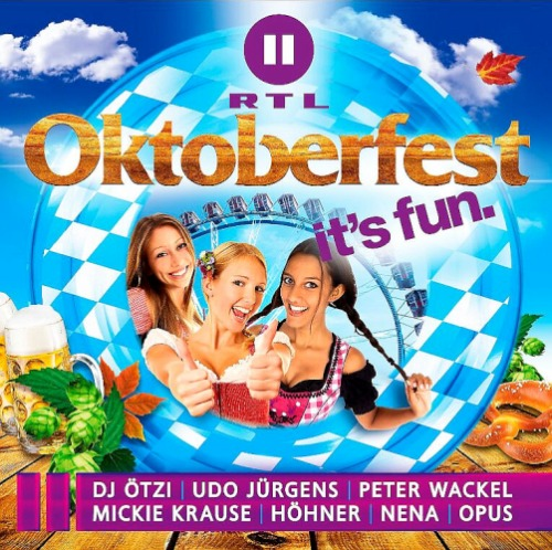 RTL 2 Its Fun - Oktoberfest (2019)