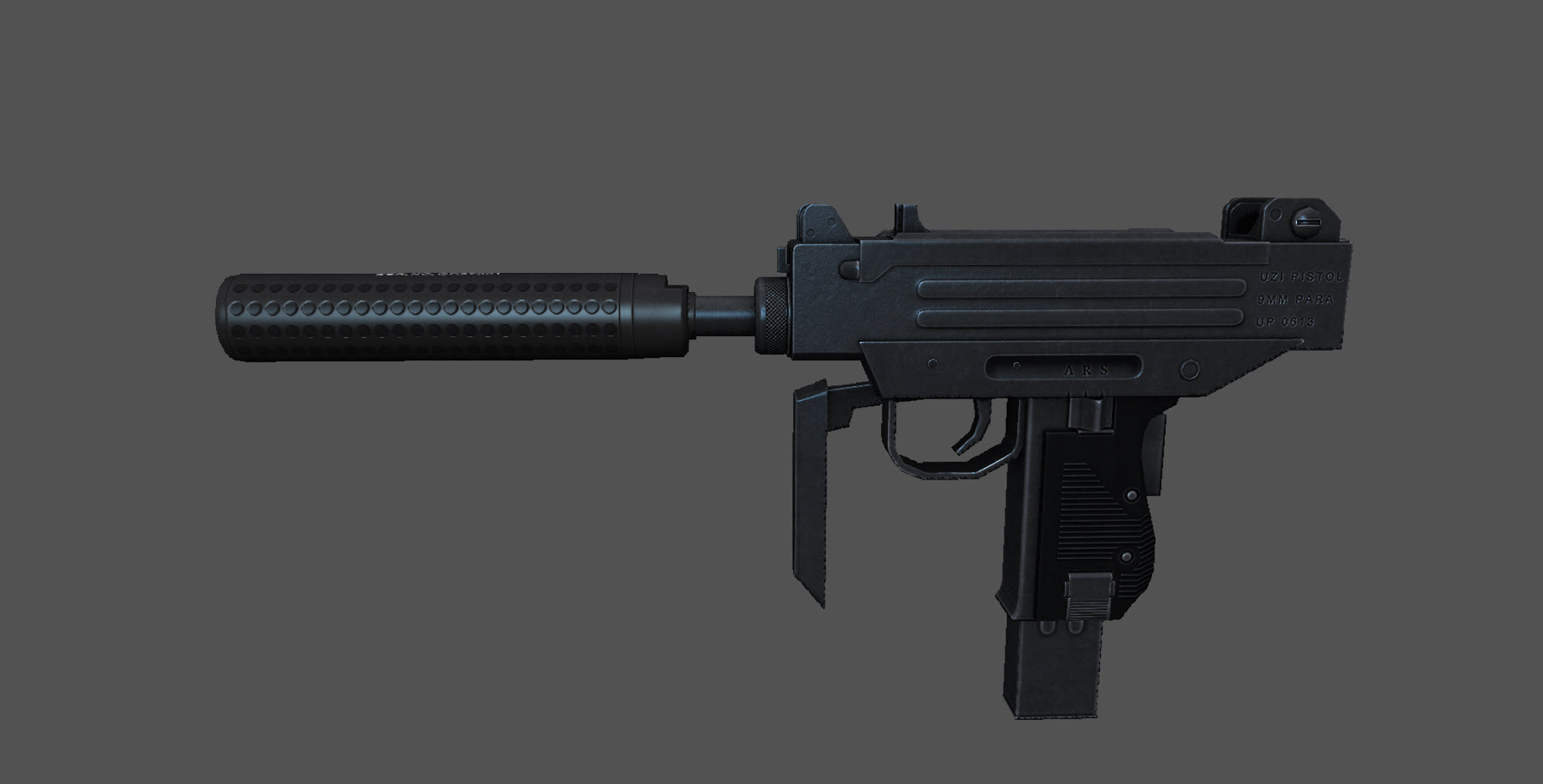 The gallery for --> Uzi Silencer