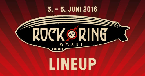 Rock Am Ring (part 1) (2016)