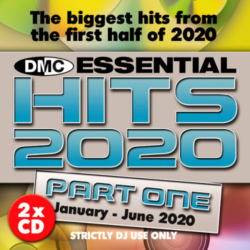 DMC Essential Hits 2020 Part One (January - June 2020)