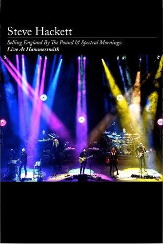 Steve Hackett - Live at Hammersmith (2020) Blu-Ray