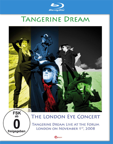 Tangerine Dream - The London Eye Concert (2008)