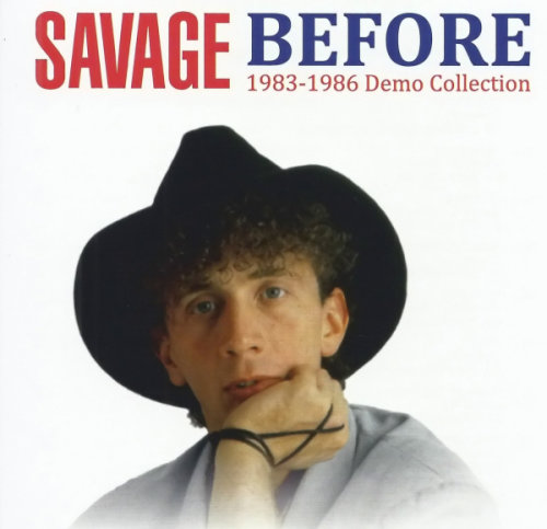 Savage - Before [1983-1986 Demo Collection] (2020)