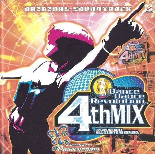VA - Dance Dance Revolution 4thMIX Original Soundtrack (2CD)