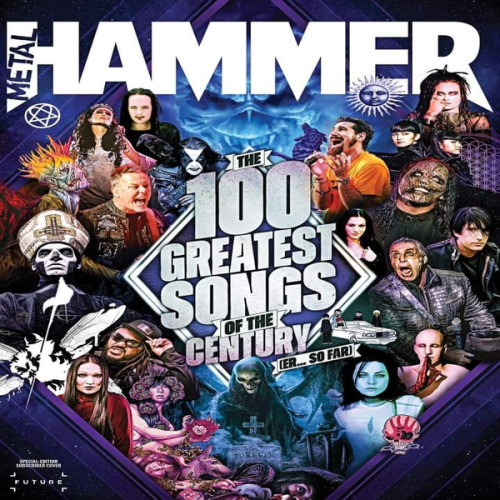 VA - Metal Hammer The 100 Greatest Songs of the Century (2021)
