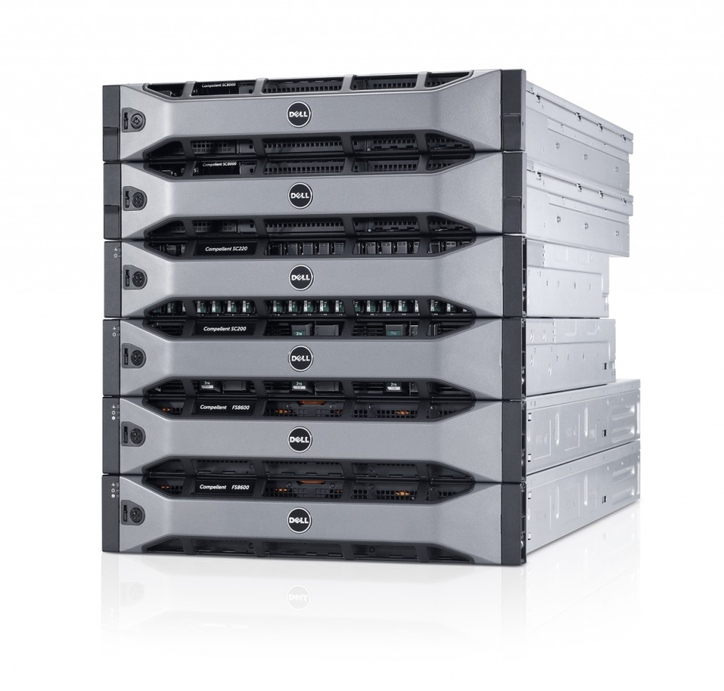 Системы хранения данных Dell Compellent FS8600