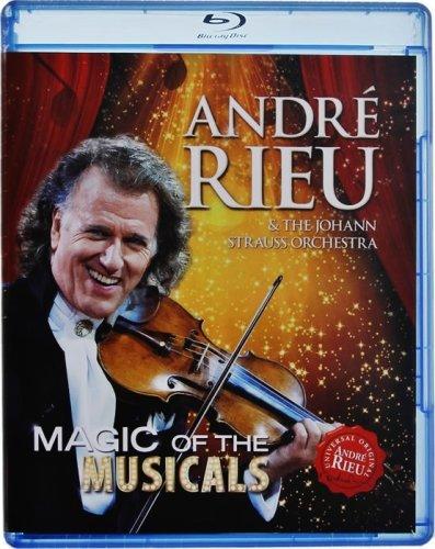 André Rieu - Magic Of The Musicals (2014) BDRip 720p