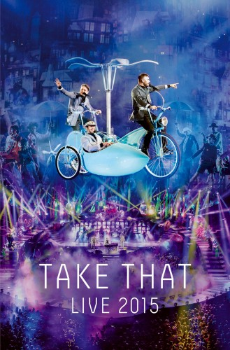 Take That - Live (III Tour) (2015) HD 1080p