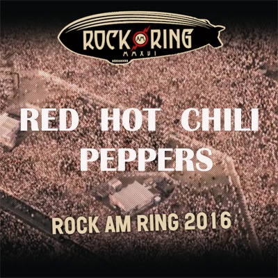 Red Hot Chili Peppers - Rock Am Ring (2016)