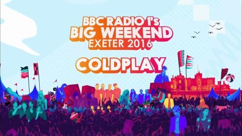 Multi Coldplay Bbc Radio 1's Big Weekend 2016 Hdtvrhmhddl: Radio 1 Big Weekend 2016 Tickets At Gmaili.net