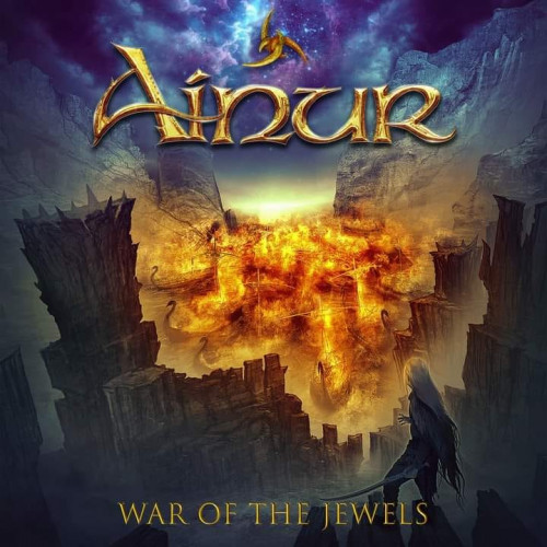 Ainur - War Of The Jewels (2021)