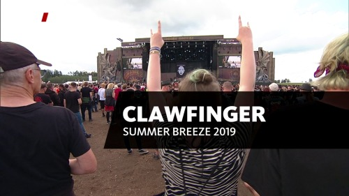 Clawfinger - Summer Breeze Festival (2019) HDTV