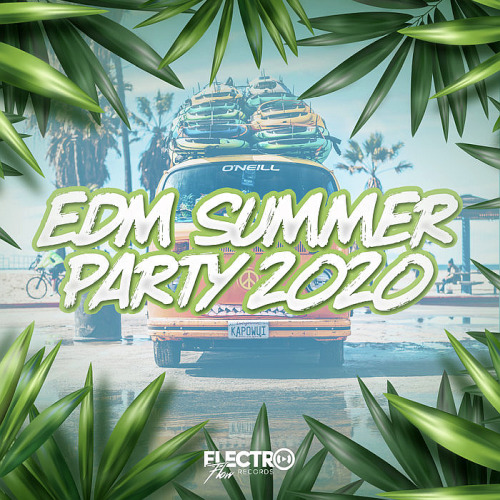 EDM Summer Party 2020 Electro Flow Records (2020)