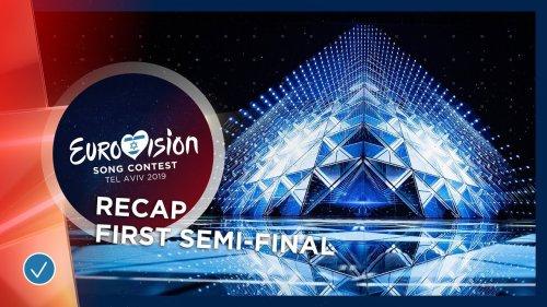VA - Eurovision Song Contest Semifinal I (2019) HDTV
