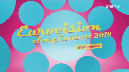 VA - Eurovision Song Contest 41 Videos (2019) HDTV