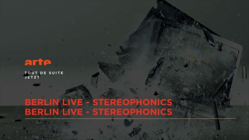 Stereophonics - Berlin Live