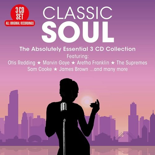 Various Artists – Classic Soul - The Absolutely Essential Collection (2021)