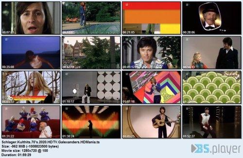 schlagerkulthits70s2020hdtvgalexanders - VA - Schlager Kulthits 70's (2020) HDTV